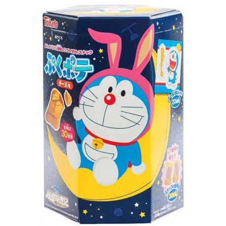 Snack de Queso Doraemon con Sticker Tohato