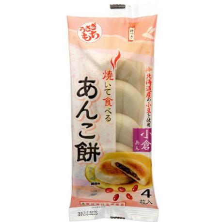 Mochis de pasta de Azuki Kimura