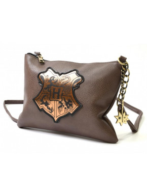 Bolso bandolera Harry Potter Snitch Dorada