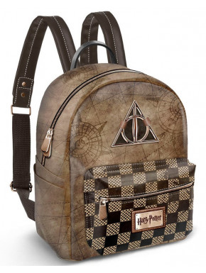 Mochila Harry Potter Reliquias 31 cm