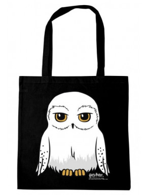 Bolsa de Algodón Harry Potter Hedwig Kawaii