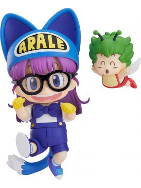 Figura Arale y Gatchan Doctor Slump Nendoroid 1009