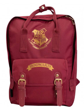 Mochila Harry Potter Hogwarts Gold