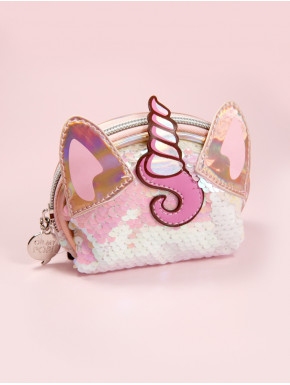 Cartera Monedero OH MY POP Shy Unicornio