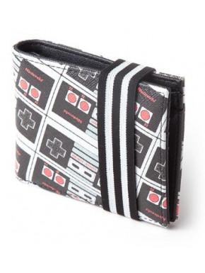 Cartera NES Nintendo Joystick