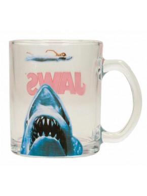 Taza Transparente Tiburón