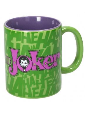 Taza Joker DC Classic Logo