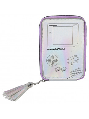 Cartera Monedero Nintendo Game Boy