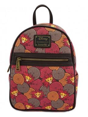 Bolso mochila El Rey León Disney Loungefly