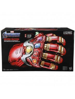Réplica 1:1 Guantelete electrónico Iron Man Hasbro Endgame