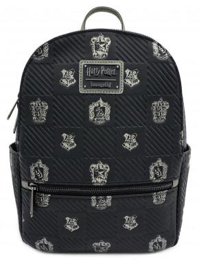Bolso Mochila Harry Potter Escudo Hogwarts Loungefly
