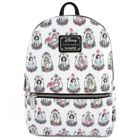 Bolso mochila Princesas Disney Loungefly