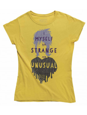 Camiseta Chica Beetlejuice Strange and Unusual