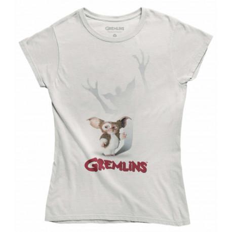 Camiseta Chica Gremlins Gizmo