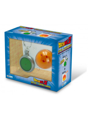 Set Regalo Dragon Ball Bola & Llavero