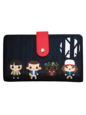 Cartera Stranger Things Loungefly Chibi