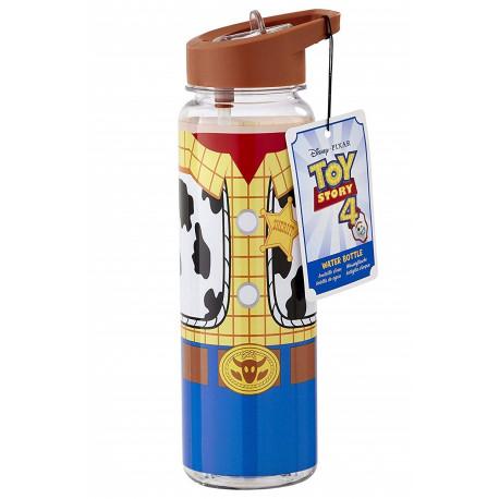 Botella Tapón Giratorio Woody Toy Story Disney