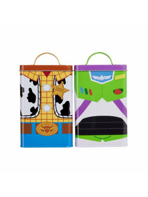 Set 2 Botes Toy Story Disney Pixar