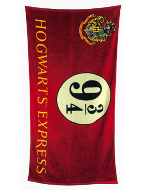 Toalla Harry Potter Hogwarts Express