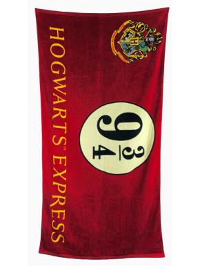 Toalla Harry Potter Hogwarts Express