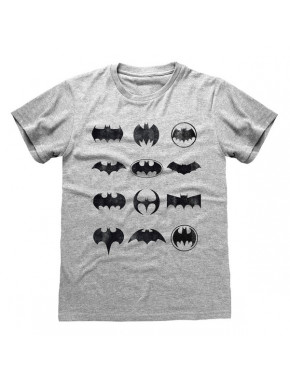 Camiseta Batman Iconos