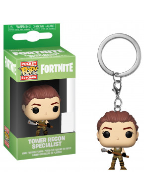 Llavero mini Funko Pop! Tower Recon Specialist Fortnite