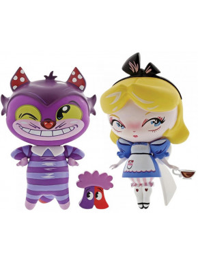 Pack Alicia y Cheshire Alicia Miss Mindy 18 cm
