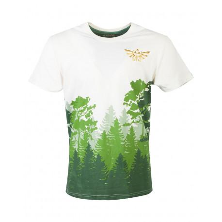 Camiseta Zelda Bosque