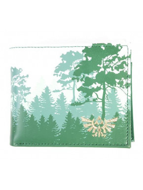 Cartera Zelda Bosque