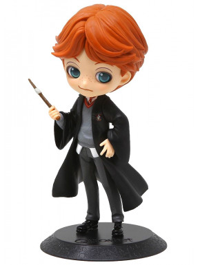 Figura Ron Weasly Q Posket Harry Potter 14 cm