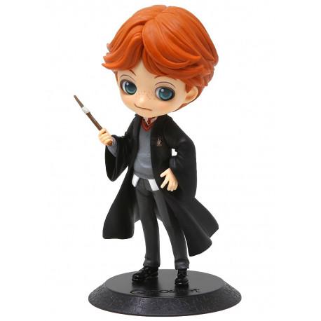 Figura Ron Weasly Q Posket Harry Potter 14 cm
