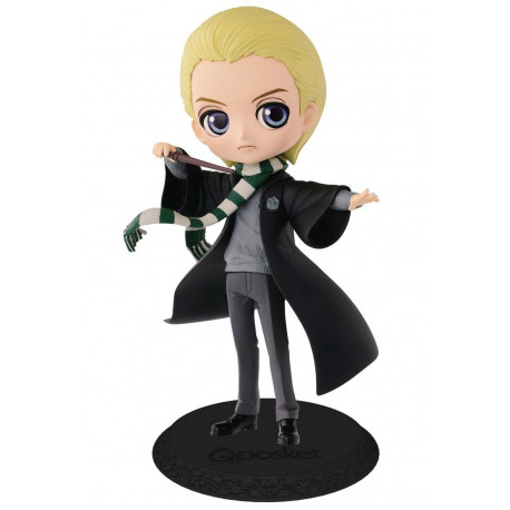Figura Draco Malfoy Q Posket Harry Potter 14 cm