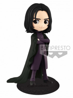 Figura Severus Snape Harry Potter Bandai Q Posket 14 cm
