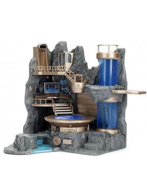 Figura Diorama Nano Metalfigs Batcueva