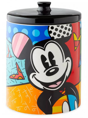 Bote para galletas Mickey Disney Britto