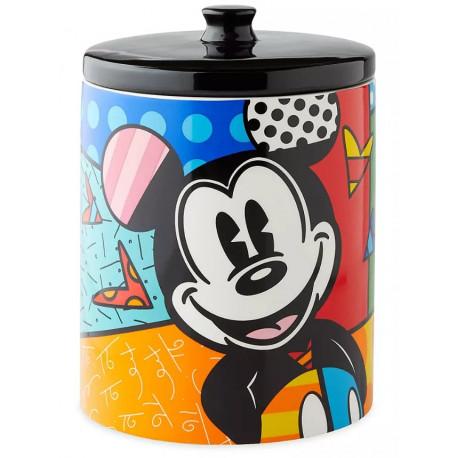 Bote para galletas Mickey Disney Britto