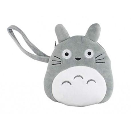Cartera peluche Totoro