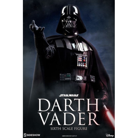 Figura Darth Vader Sideshow Collectibles