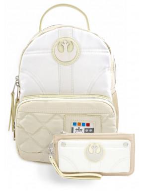 Pack cartera y bolso Star Wars Leia Loungefly