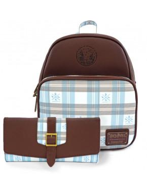 Pack cartera y bolso Harry Potter Castillo Hogwarts Loungefly