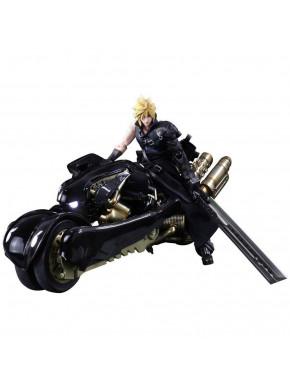 Figura Cloud Strife & Fenrir Final Fantasy VII