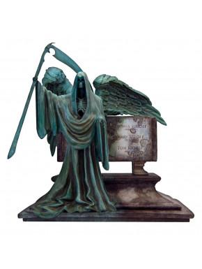 Estatua tumba de los Riddle Limited Edition Monolith 18 cm Harry Potter