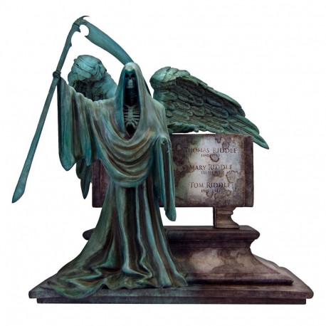 Estatua Riddle Family Grave Limited Edition Monolith 18 cm Harry Potter y el cáliz de fuego