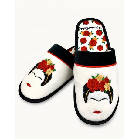 Zapatillas Frida Kahlo