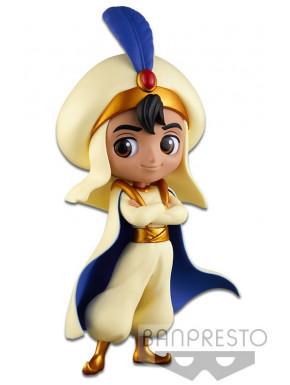 Figura Aladdin Banpresto Q Posket Disney 14 cm