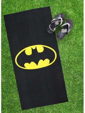 Ppack toalla y chanclas Premium Logo DC Batman Adulto