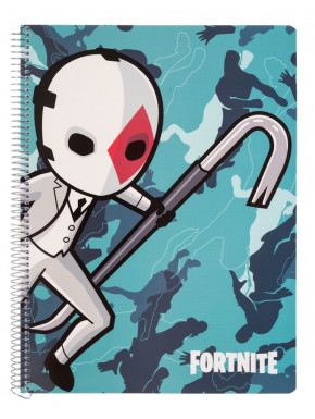 Libreta A4 Fortnite Wildcard II