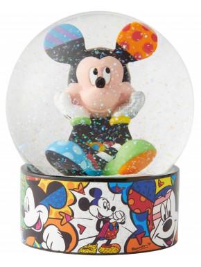 Bola de Nieve Mickey Disney Britto
