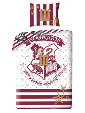 Funda Nórdica Hogwarts Harry Potter