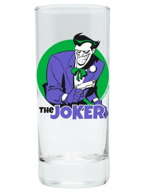 Vaso cristal The Joker DC Comics
